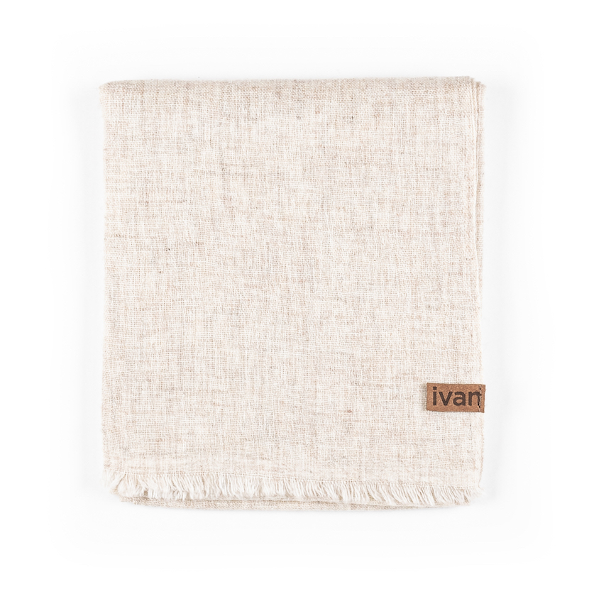 IVAN shawl Coral